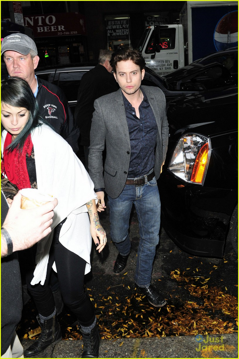 jackson rathbone today show exit 06