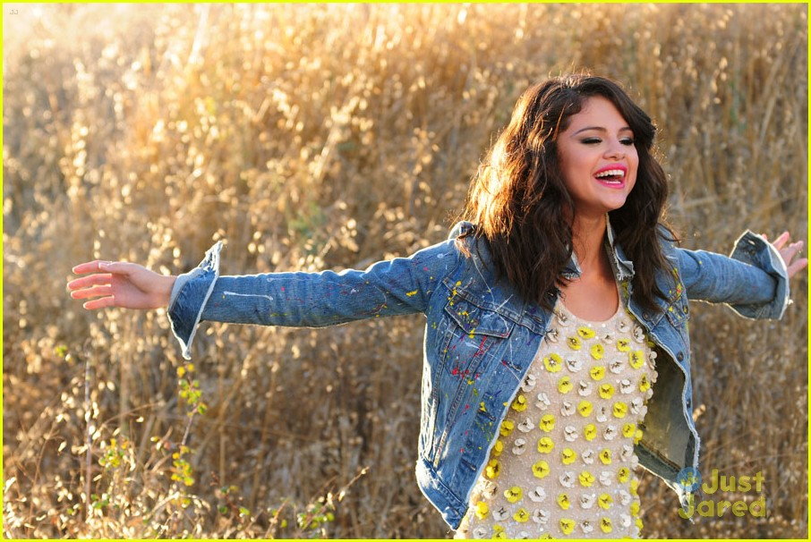 selena gomez lights video shoot 10