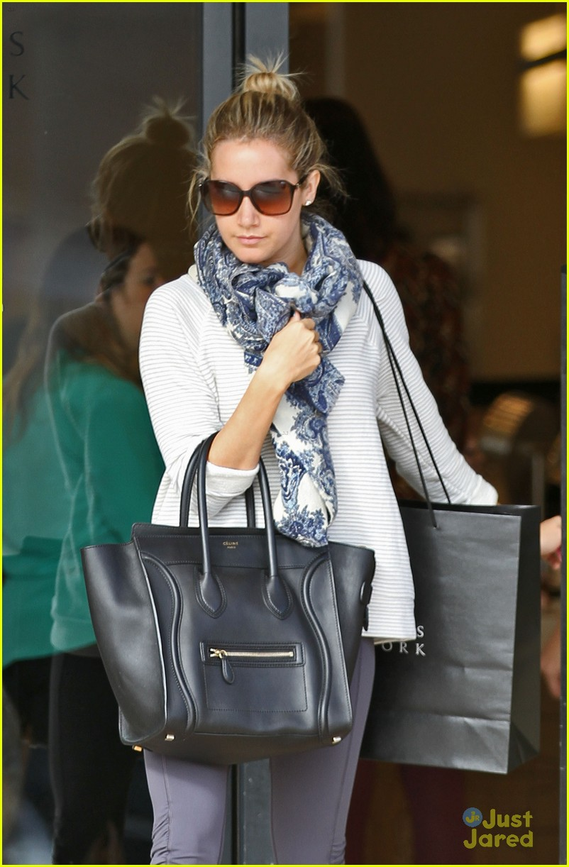 ashley tisdale barneys 02