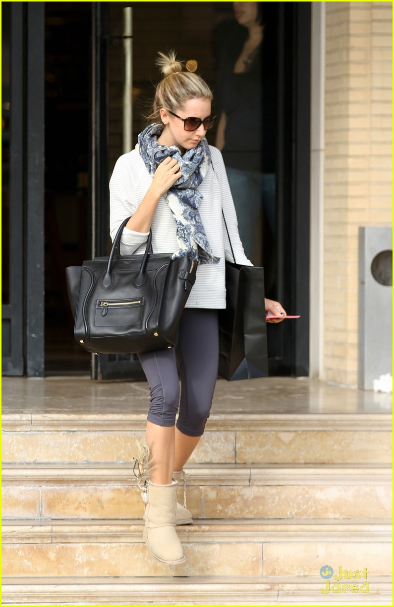ashley tisdale barneys 06
