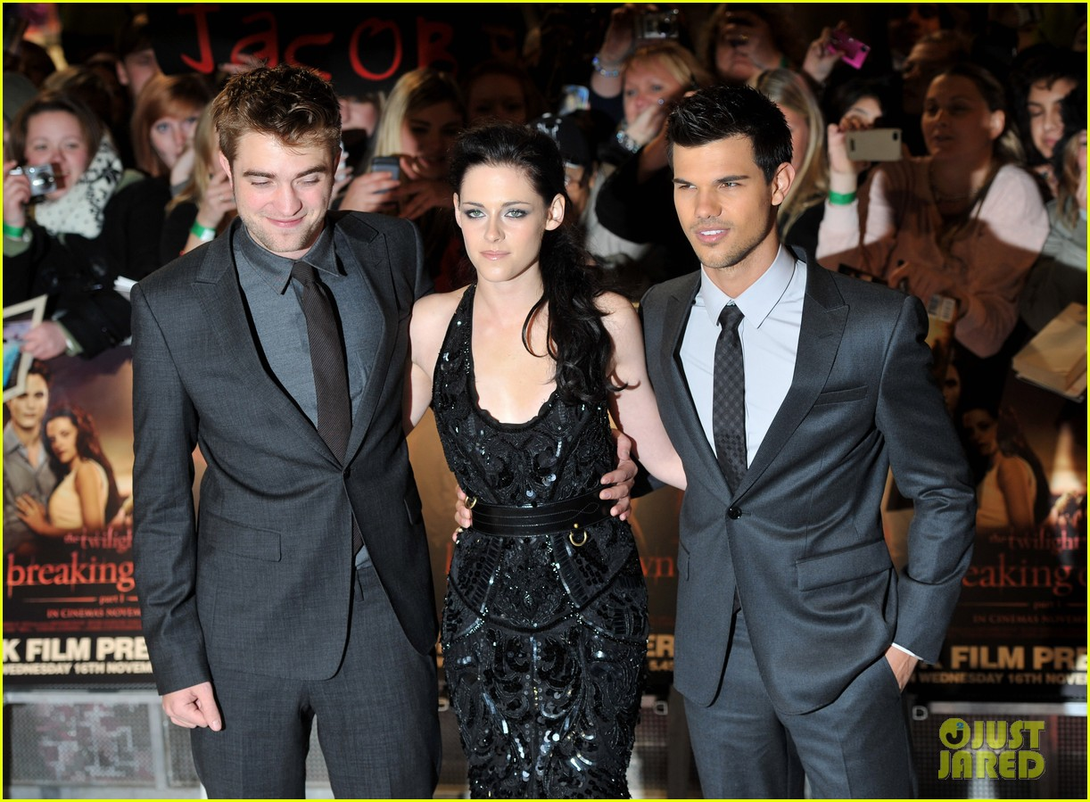 kristen stewart robert pattinson breaking dawn london 10