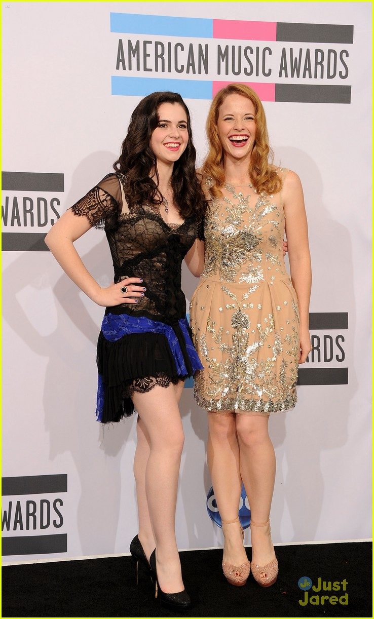 vanessa marano katie leclerc amas 08