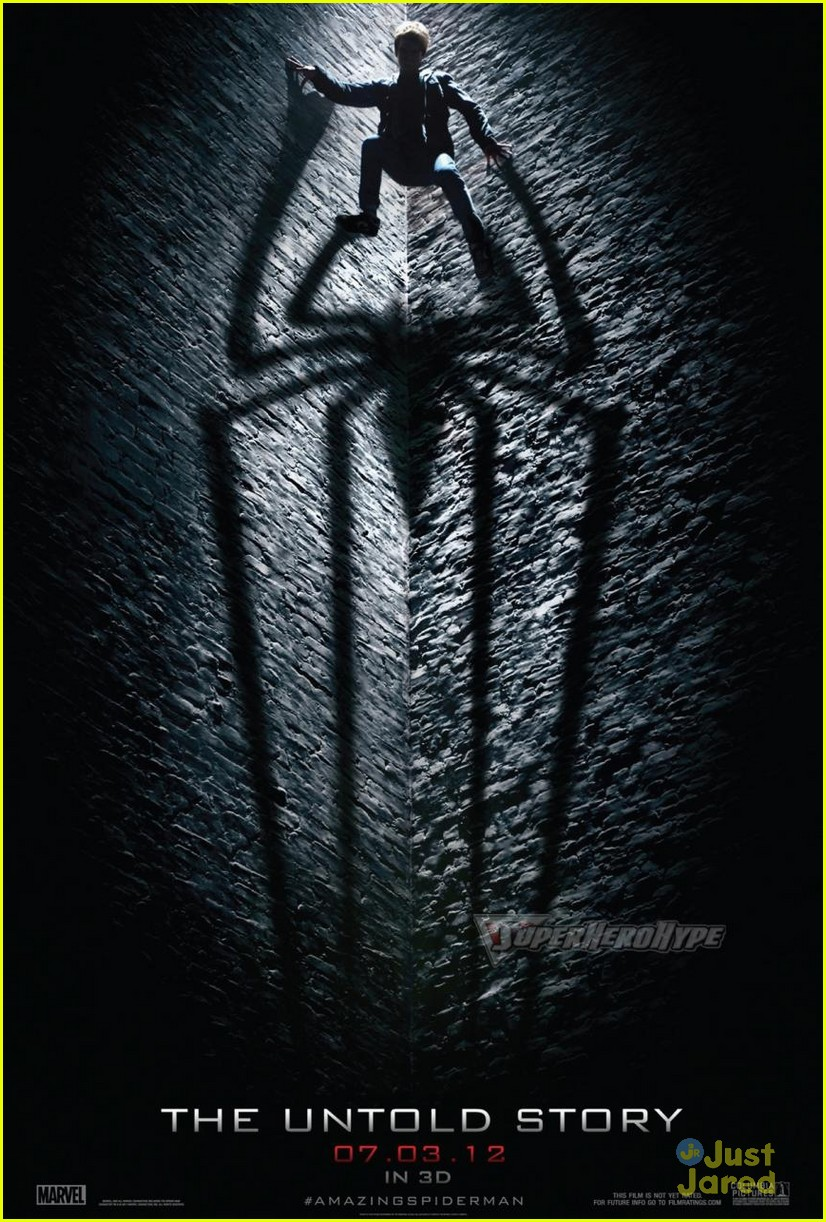 andrew garfield spider man poster 05