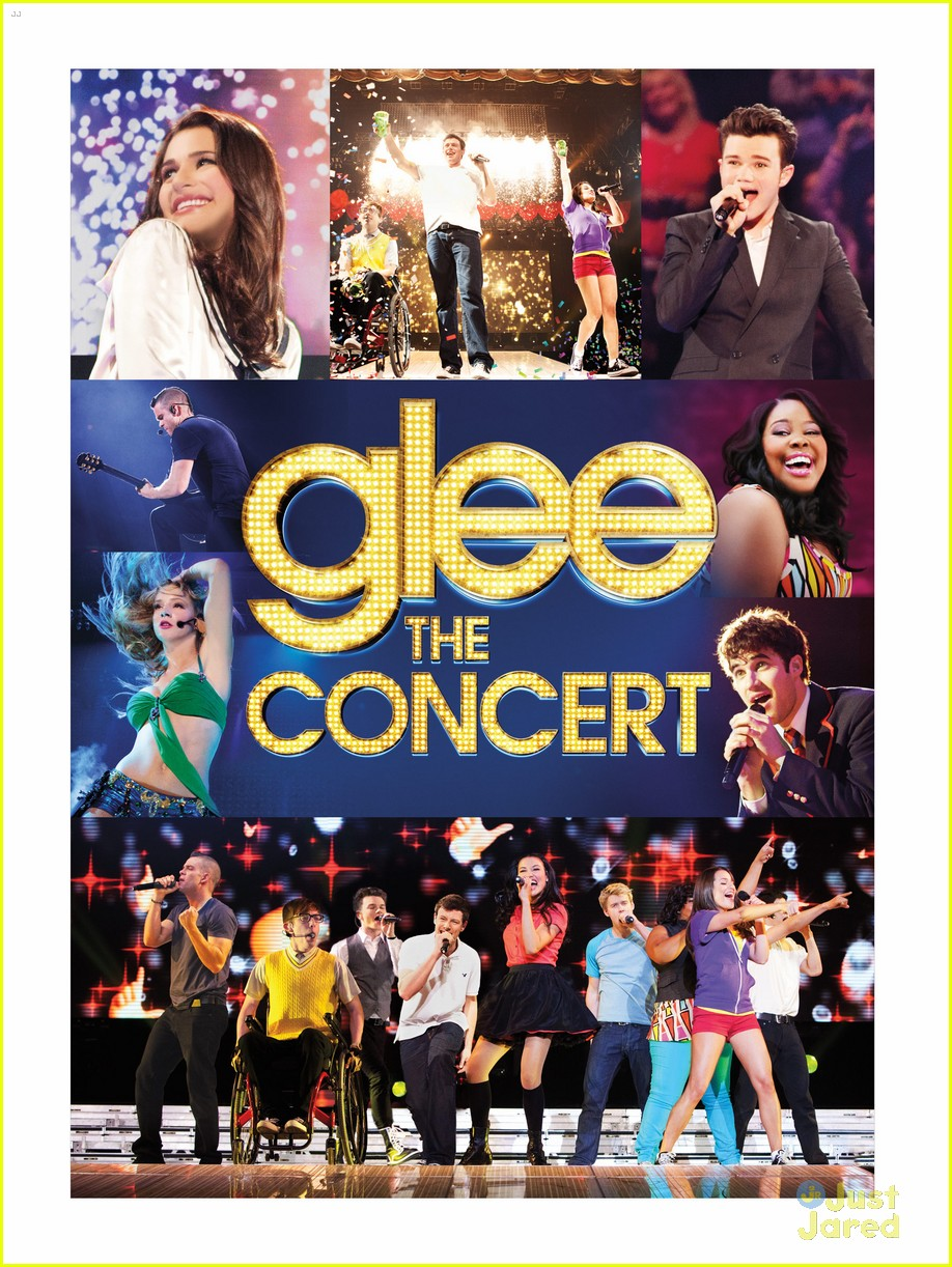glee concert dvd clip 02