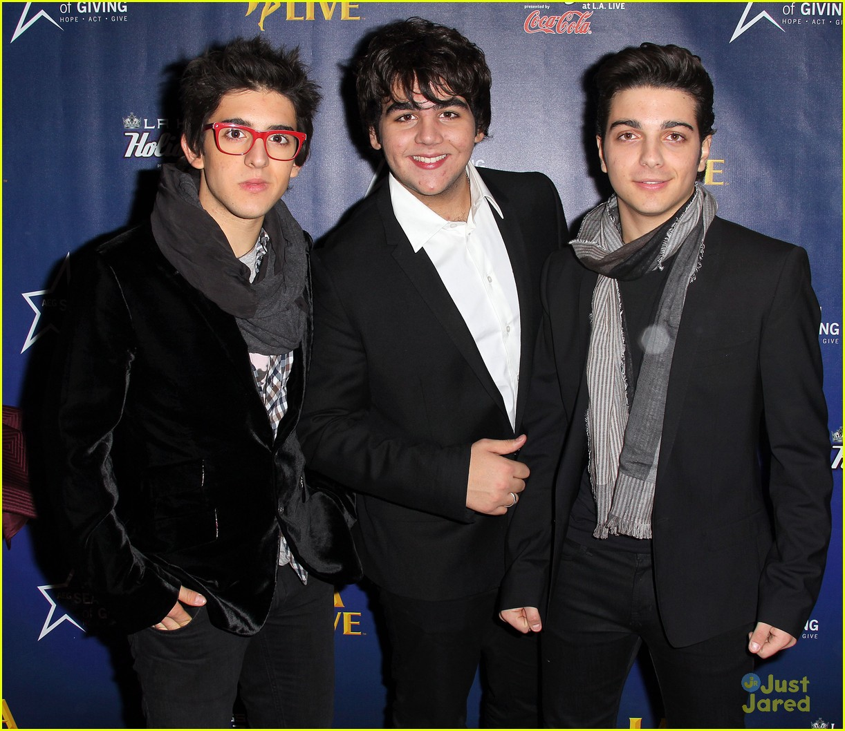 il volo la live lighting 01