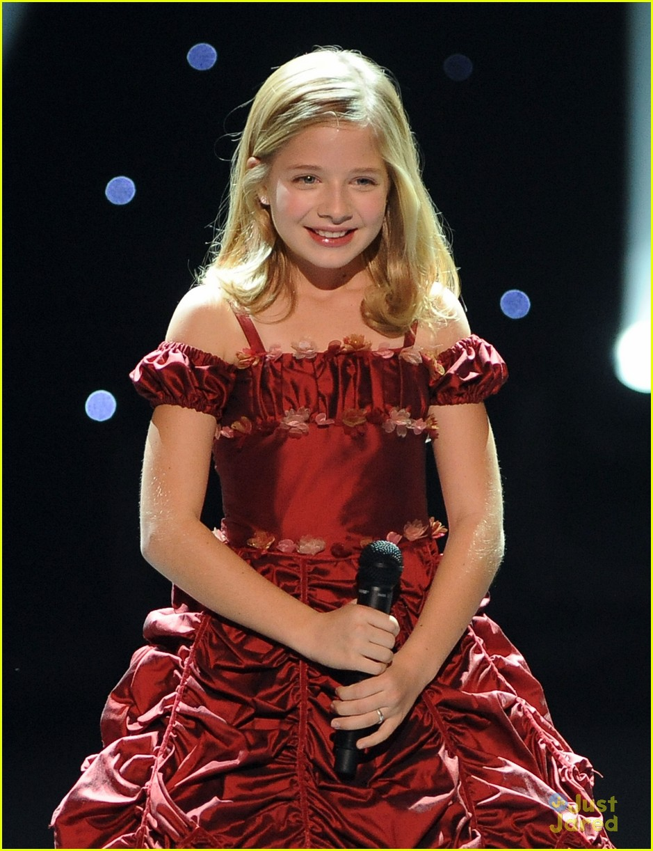jackie evancho american giving awards 07