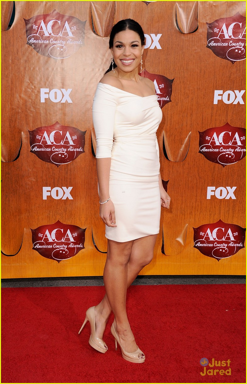 jordin sparks american country awards 01