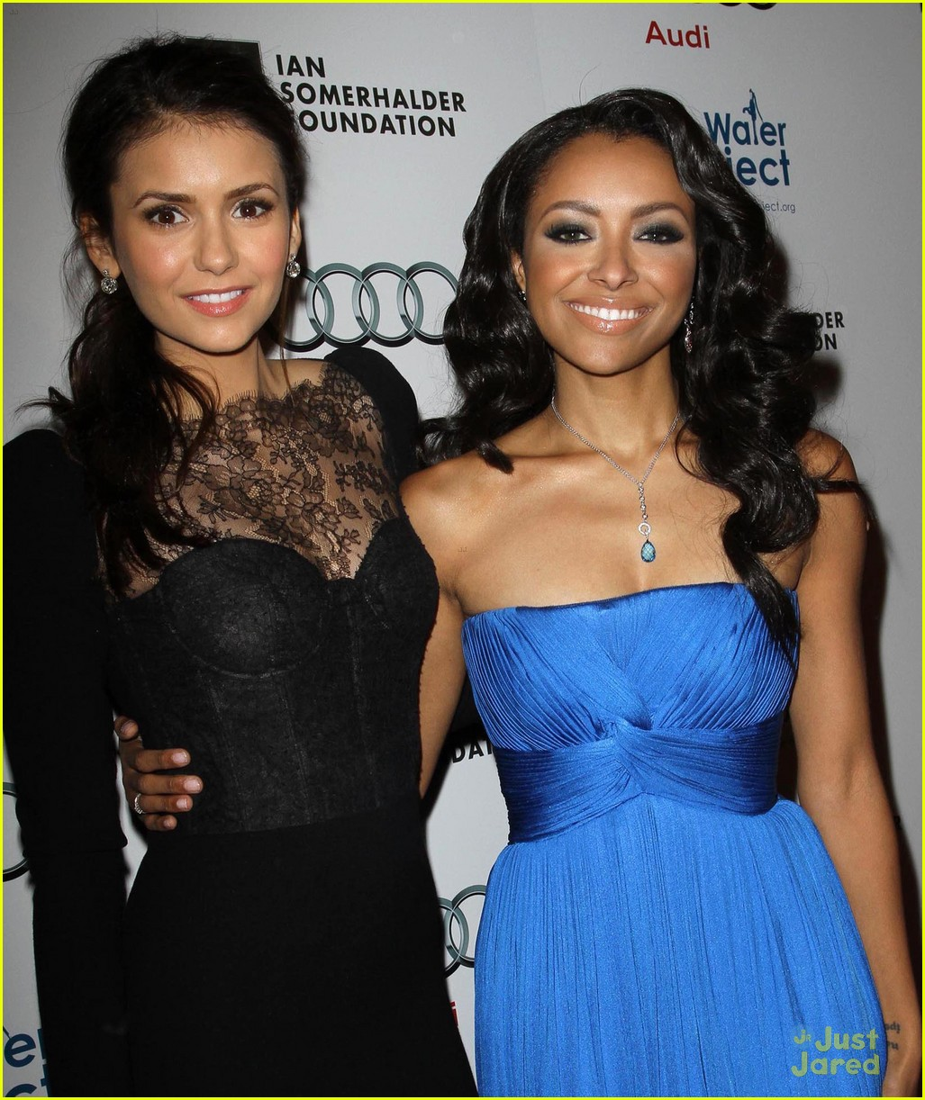 nina dobrev water project gala 02