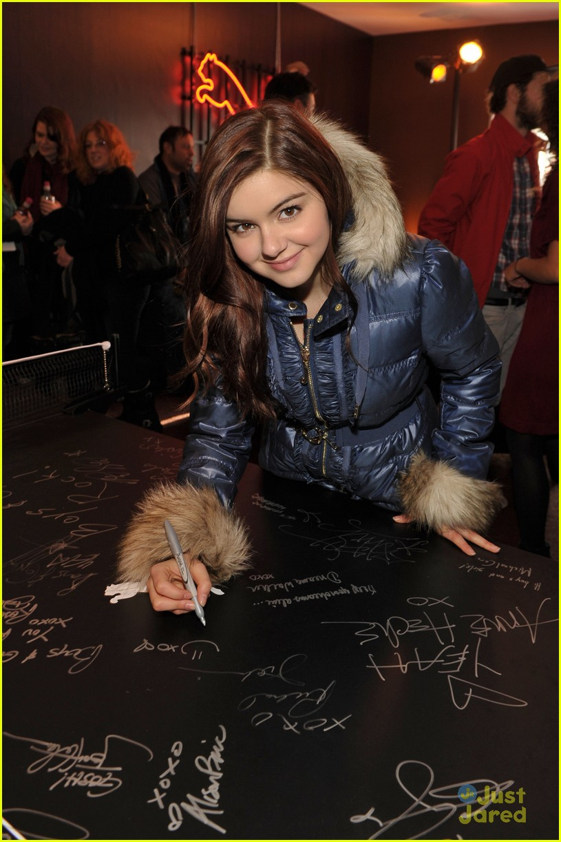 ariel winter creative coalition dinner 06
