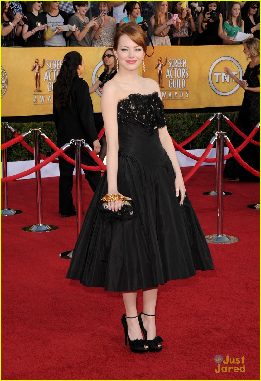 emma stone sag awards 03