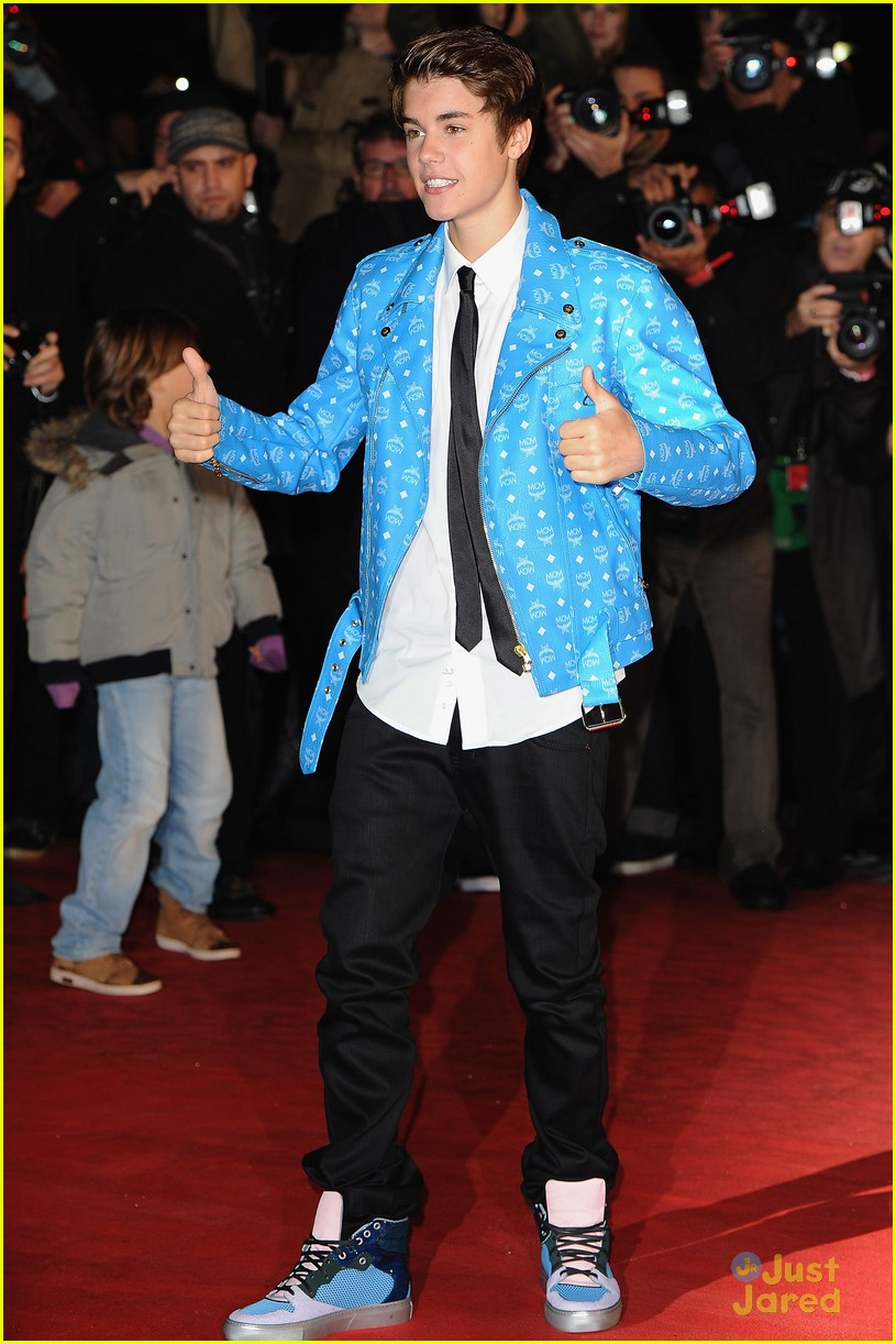 justin bieber nrj awards 08
