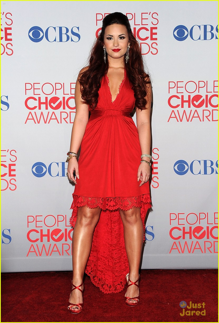 demi lovato pca performance 15
