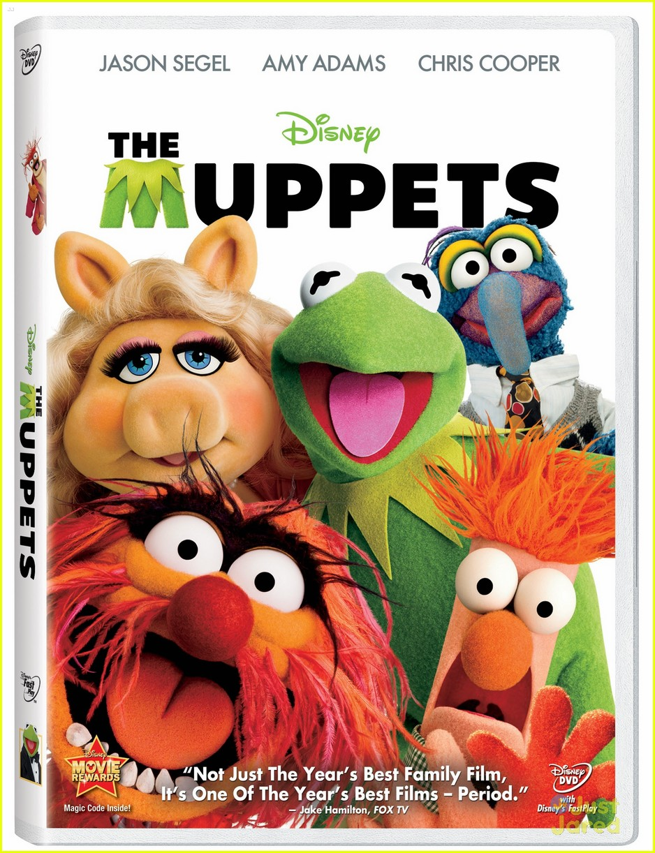 muppets dvd covers 04