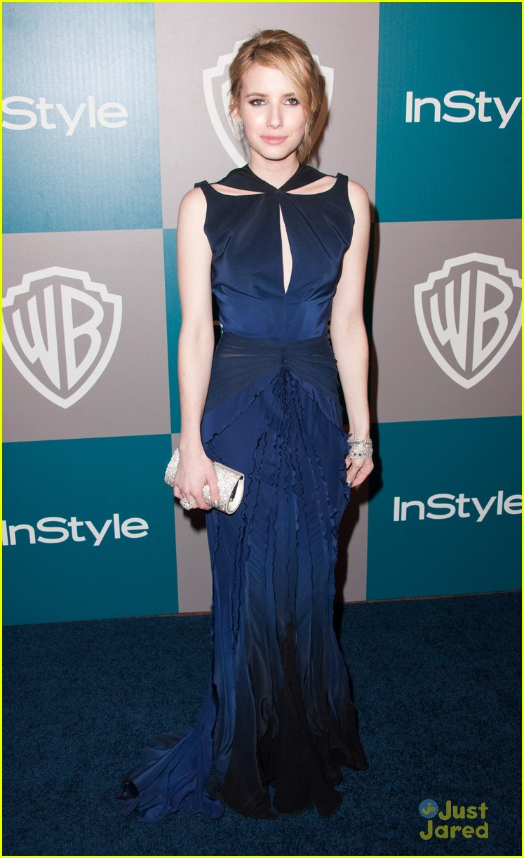 emma roberts instyle gg party 02