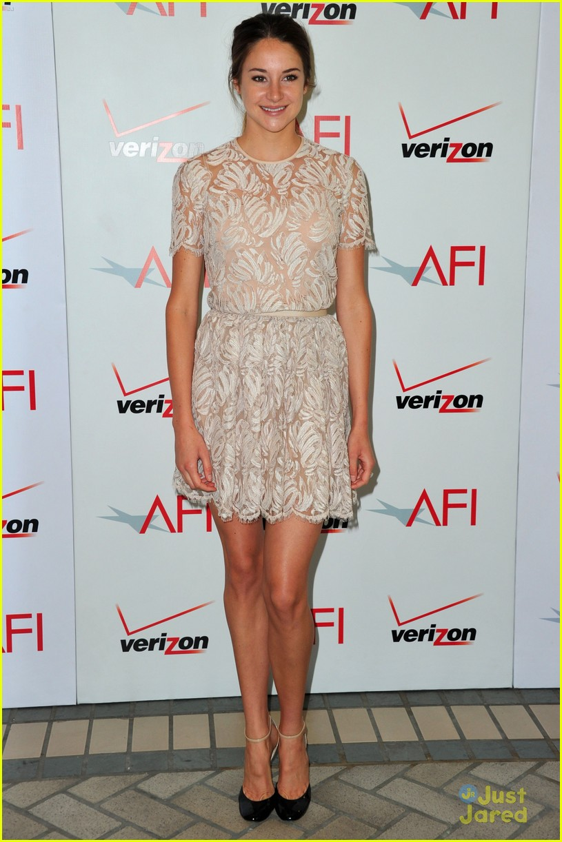 shailene woodley afi awards 13
