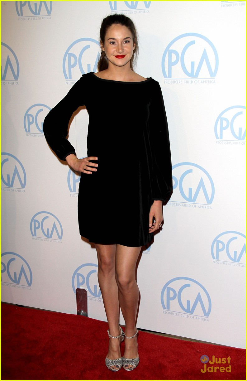 shailene woodley producers guild 08