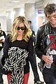 Tisdale-lax ashley tisdale martin lax arrival 02