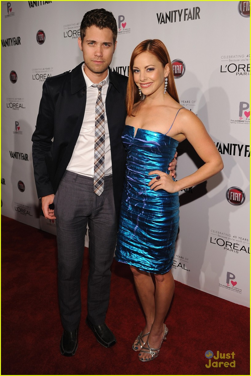 Drew Seeley & Amy Paffrath: Engaged! | Photo 461941 ...