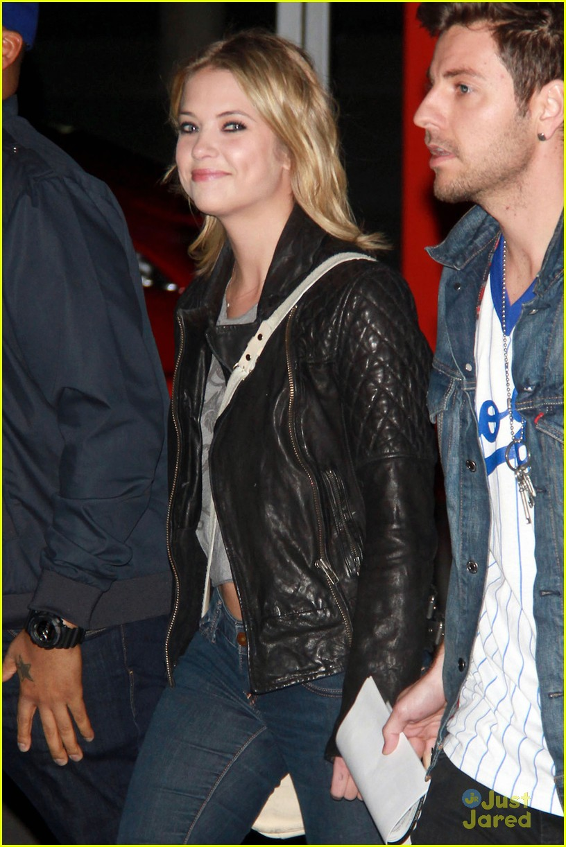 is darin brooks dating ashley benson Create your free, one-page website in just a few minutes.