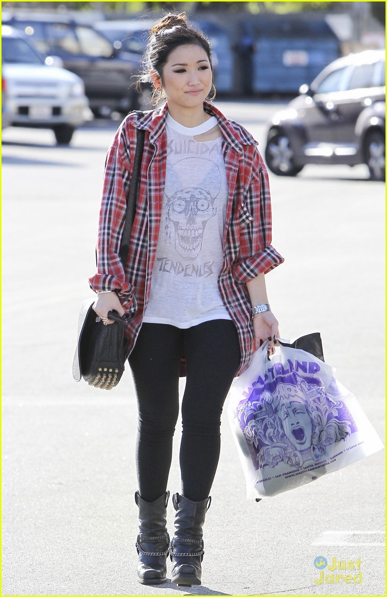 brenda song plaid wasteland 03