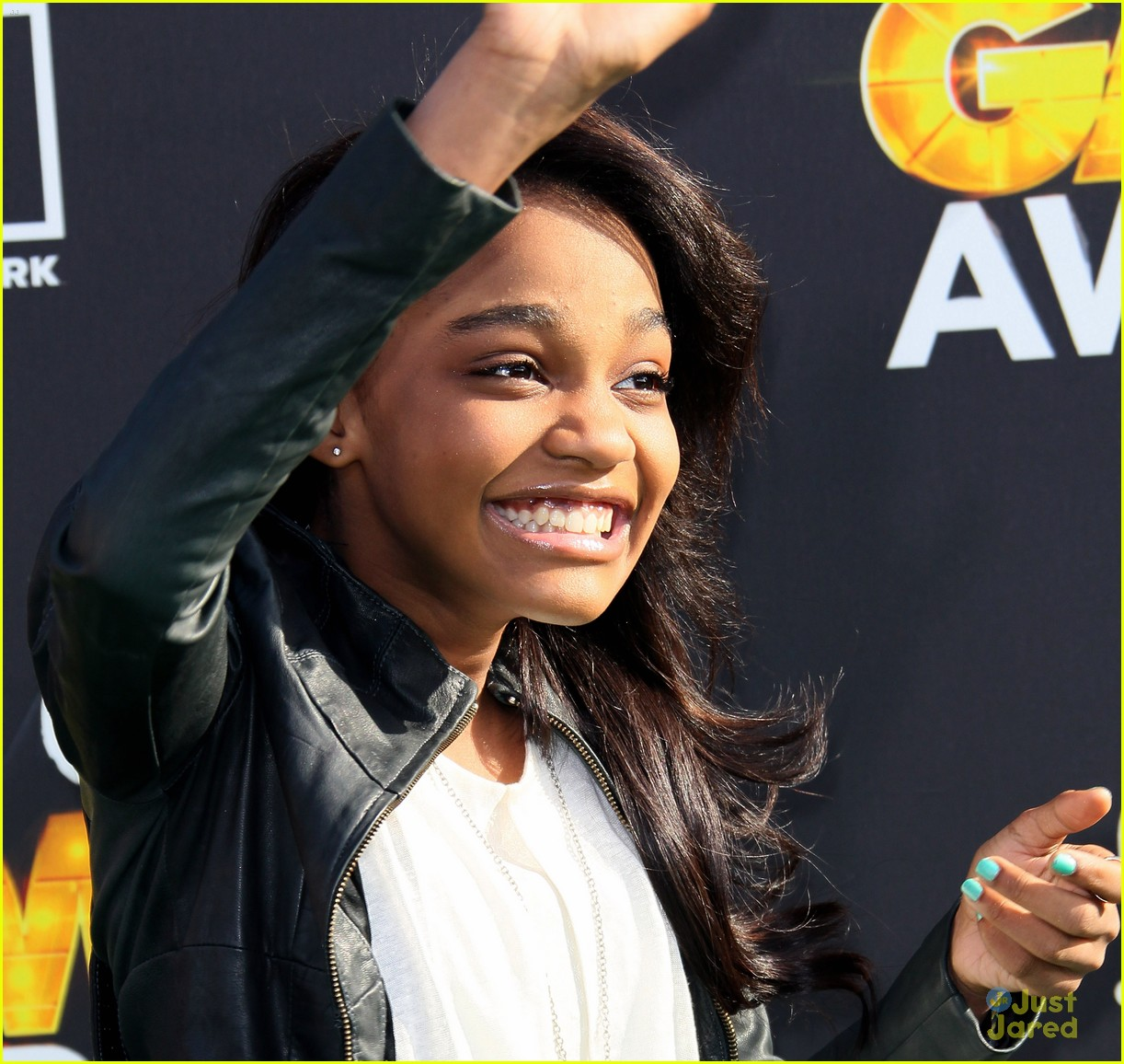 china mcclain image awards hall game 12