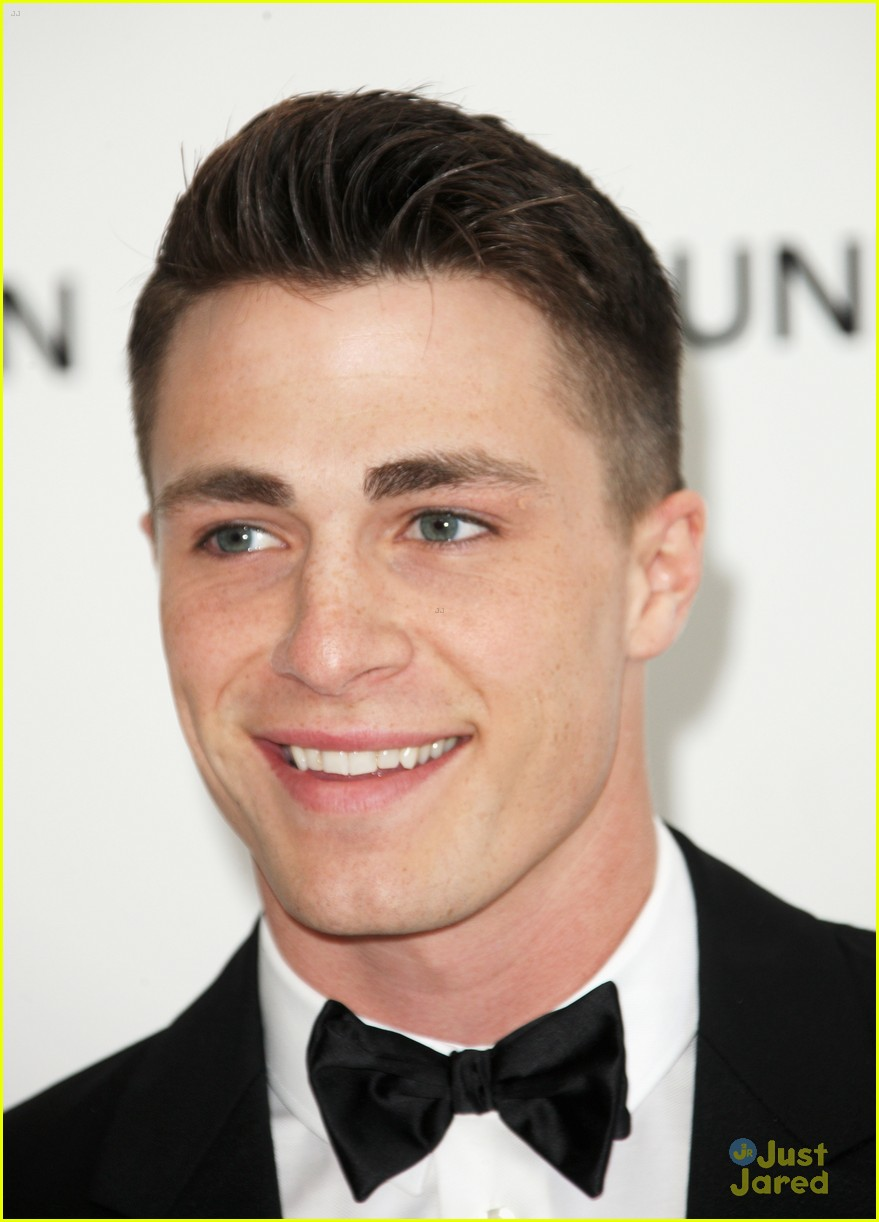 colton haynes ejaf party 03