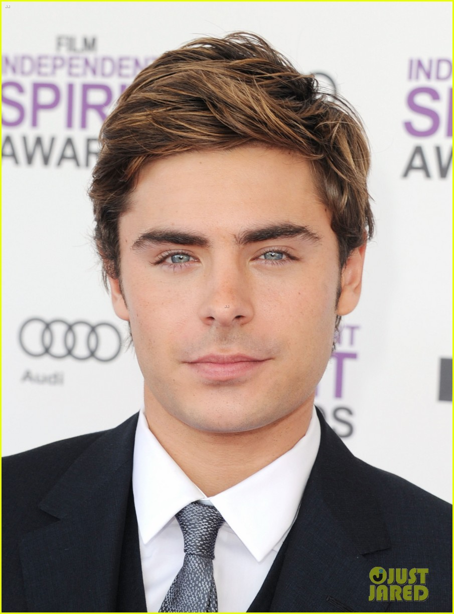zac efron spirit awards 2012 02