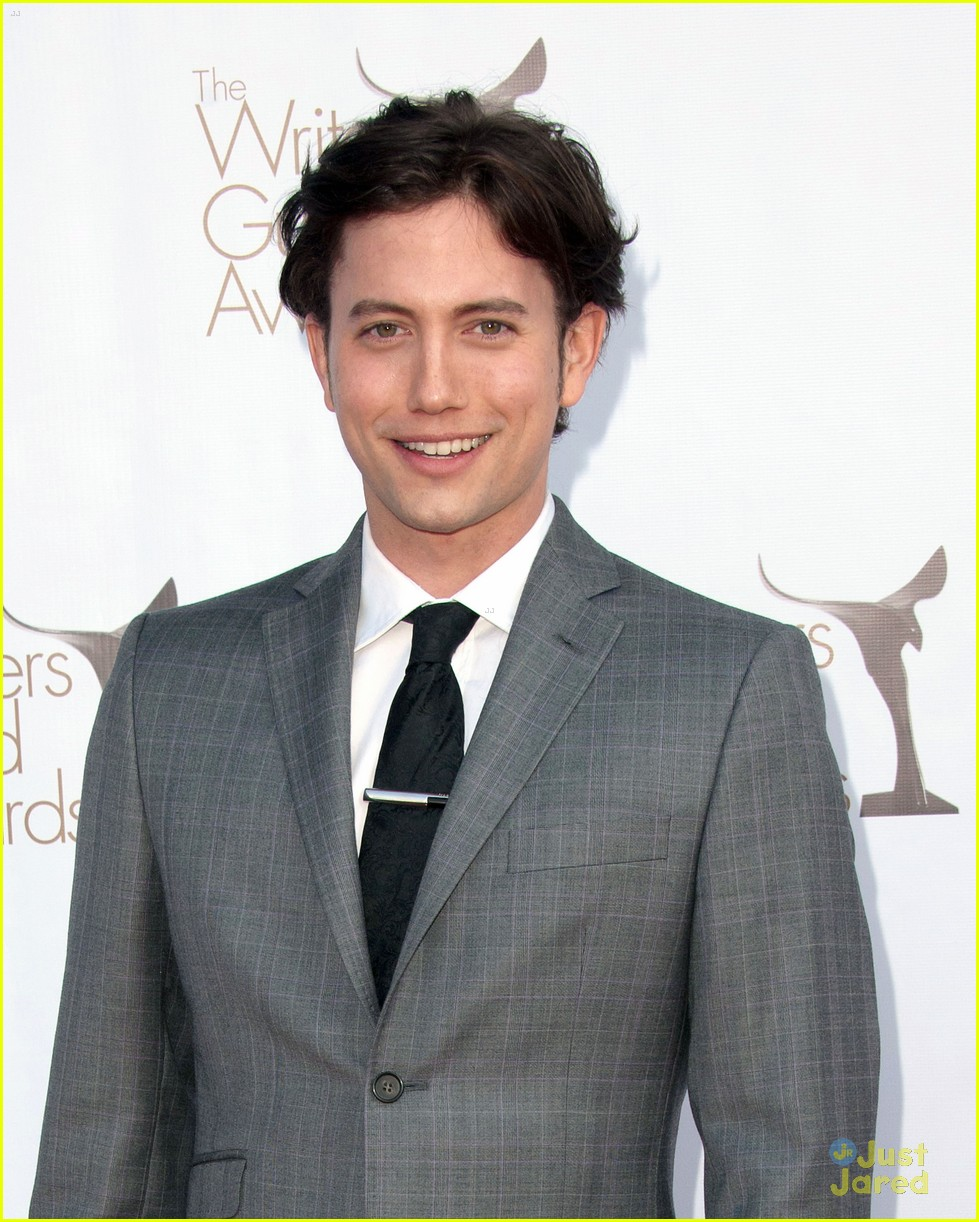 jackson rathbone writers guild awards 10