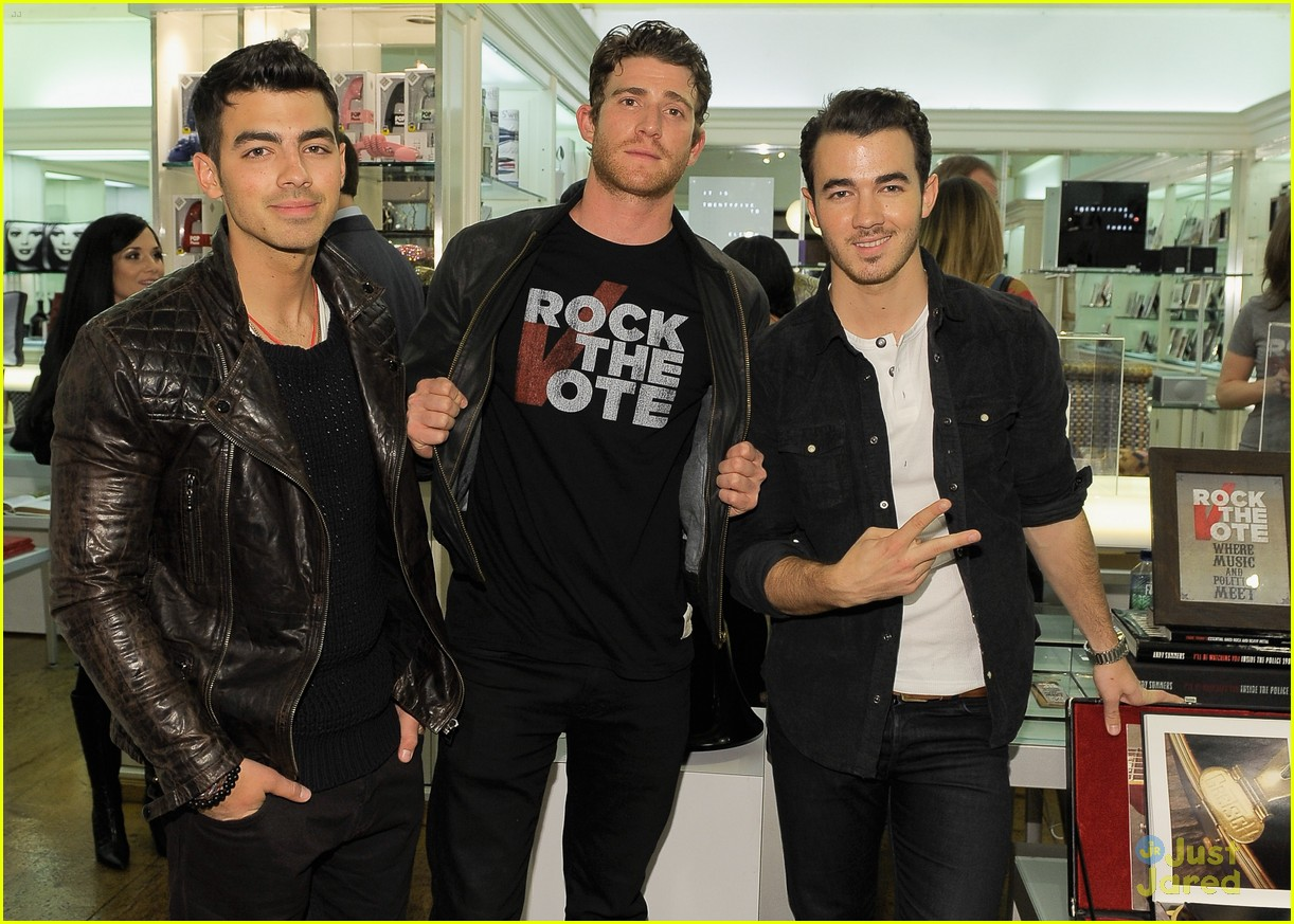 joe kevin jonas rock vote 06