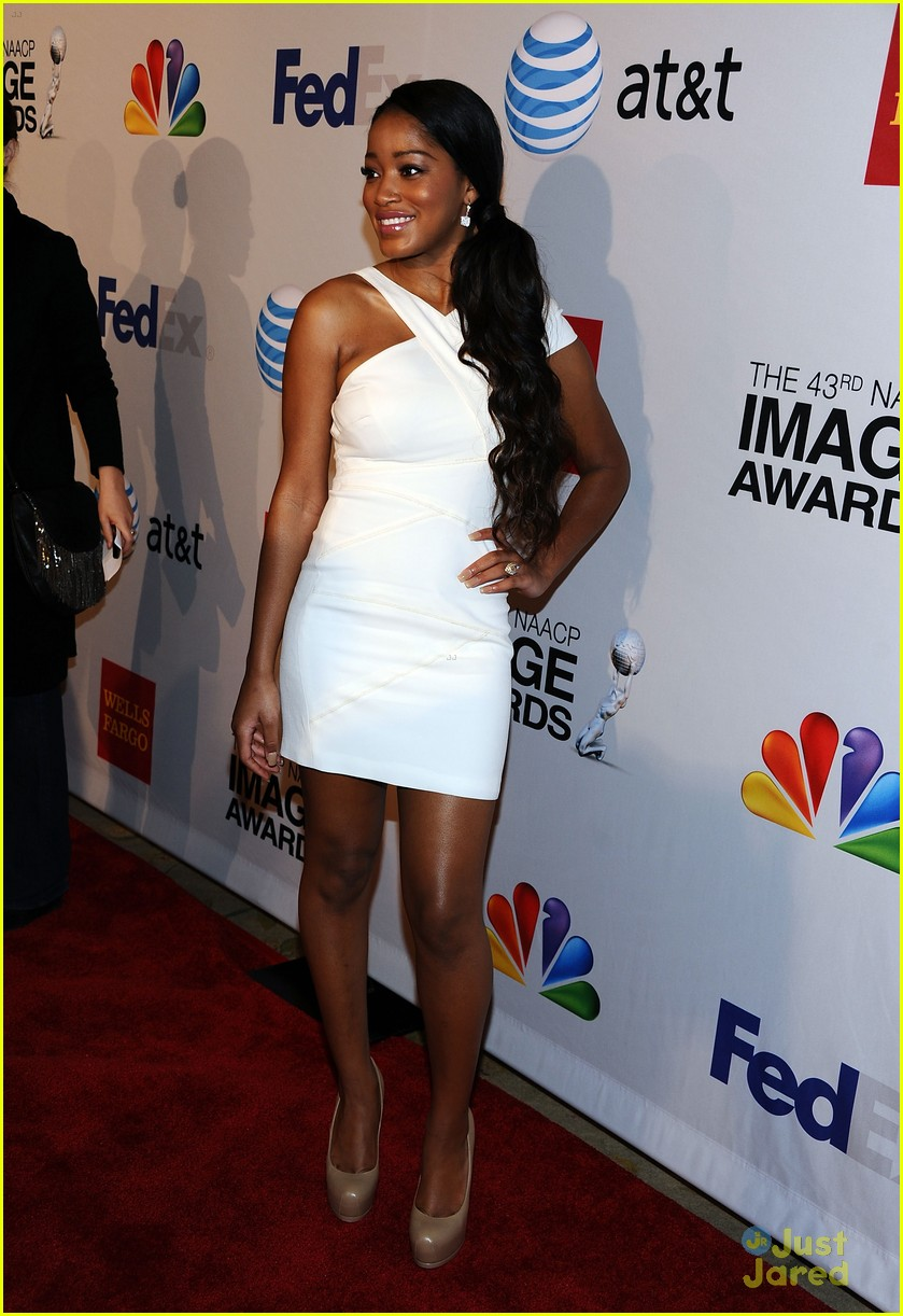keke palmer leon thomas naacp luncheon 05