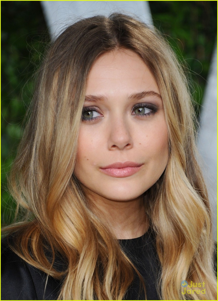 elizabeth olsen vf party 09