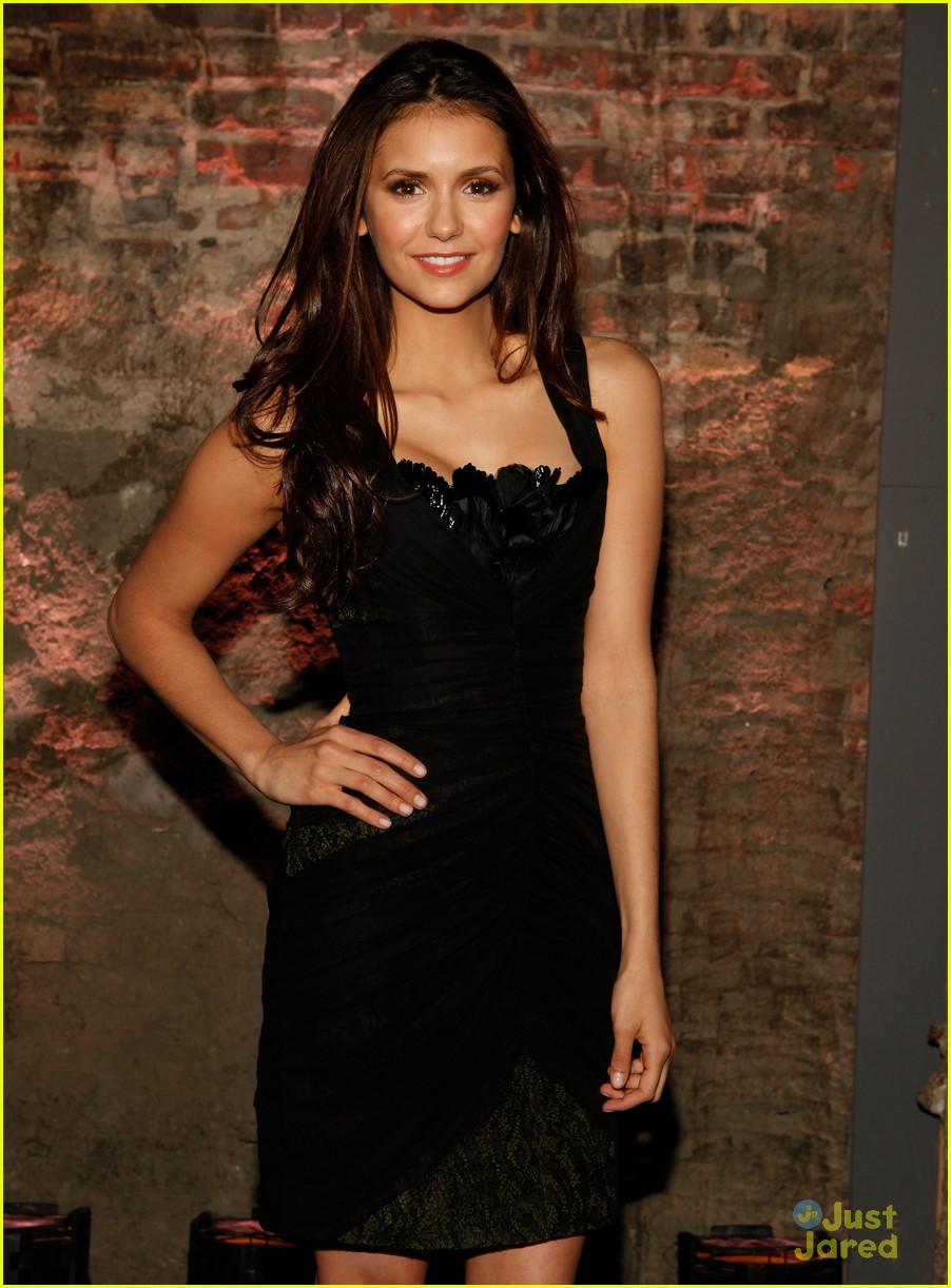 nina dobrev nyfw 01