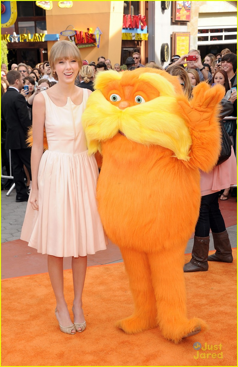 taylor swift lorax premiere 05