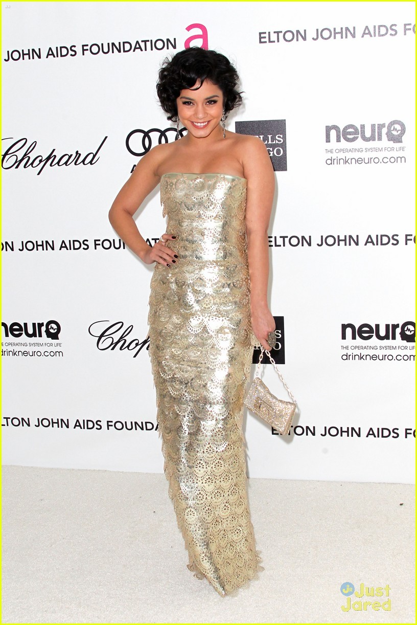 vanessa hudgens ejaf oscar party 11