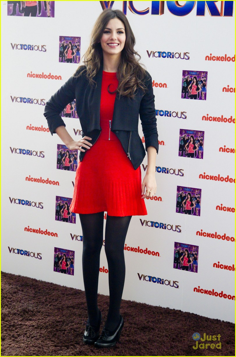 victoria justice victorious in madrid photo 461255
