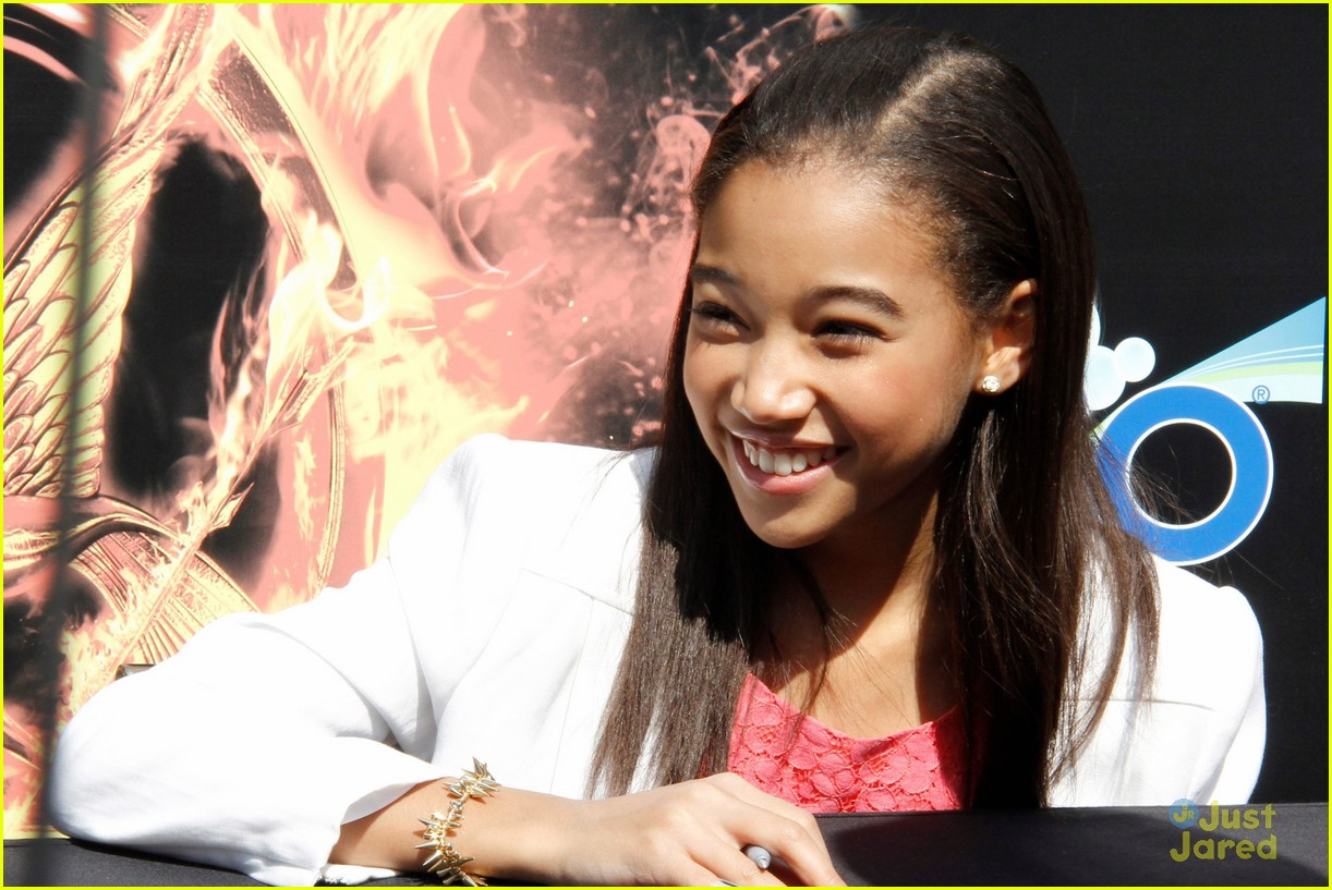 amandla stenberg thg hob premiere 12