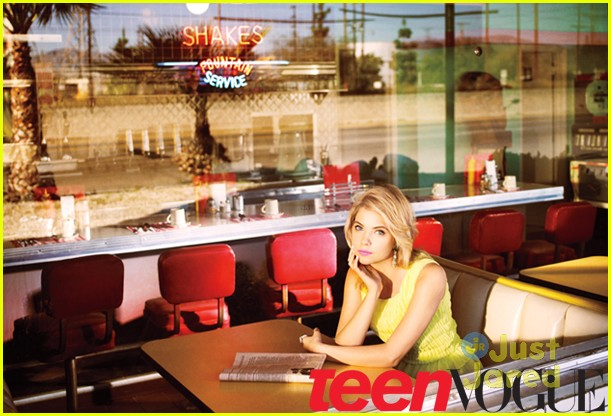 ashley benson tv april cover 02