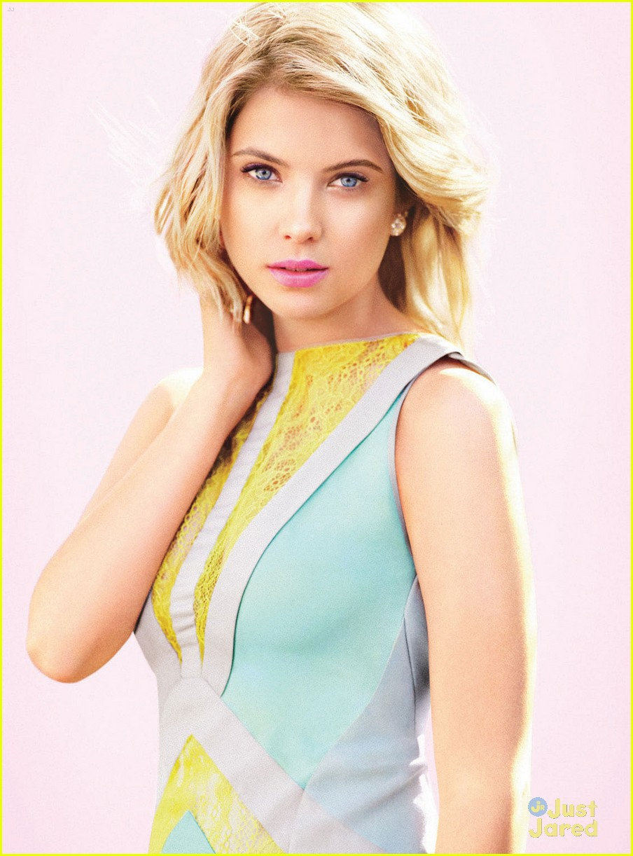 ashley benson tv april cover 07
