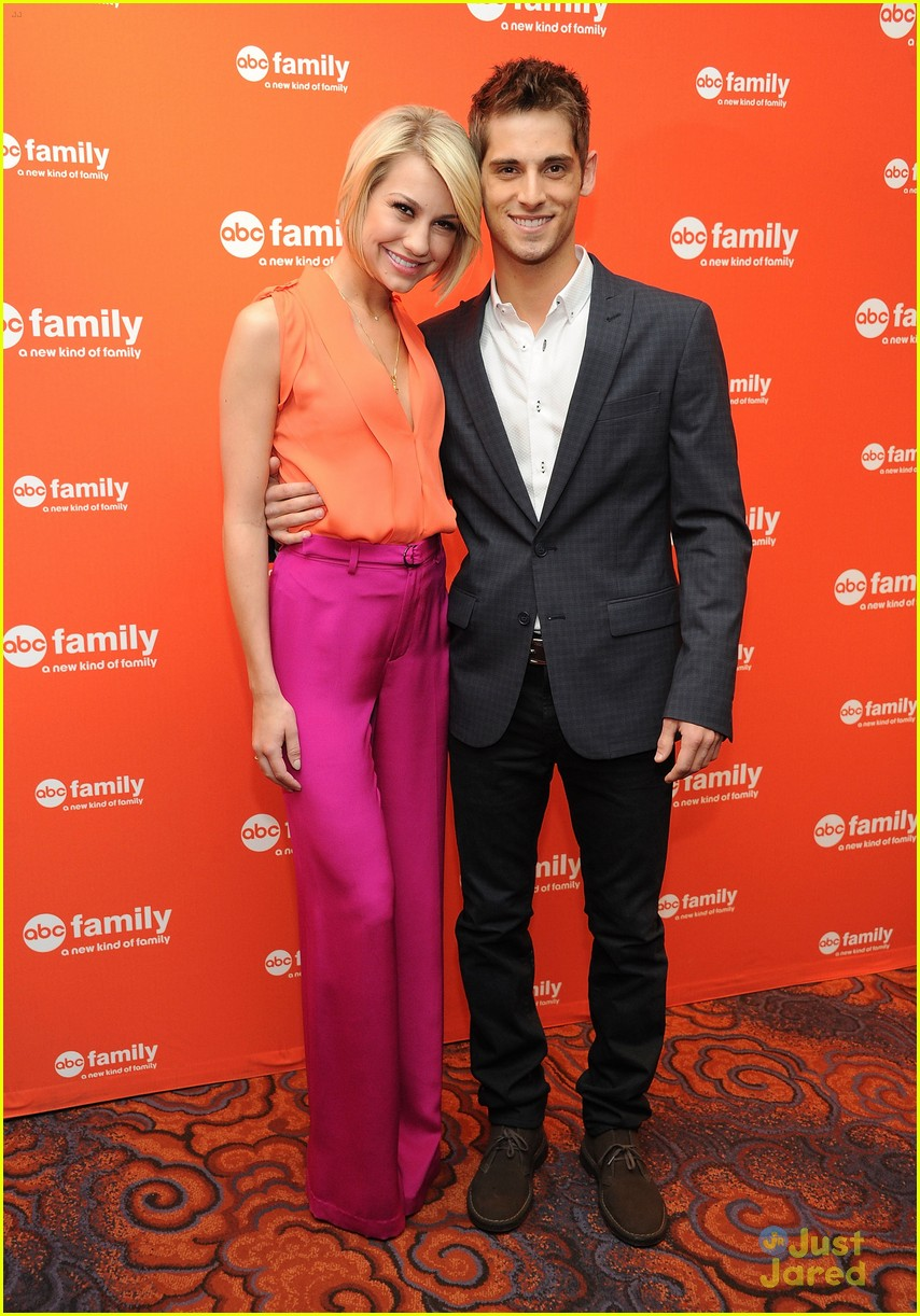 chelsea kane jean luc abcfam upfronts 07