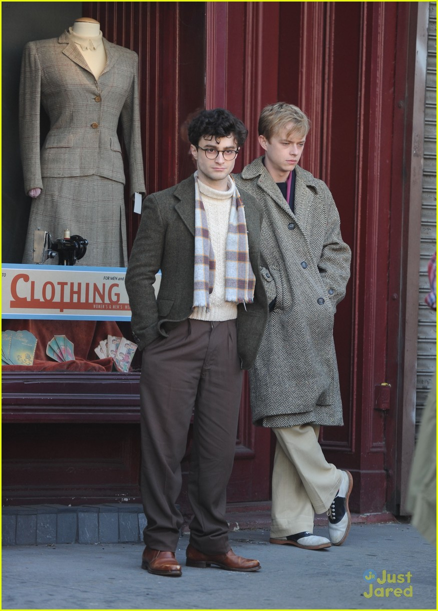 daniel radcliffe kill my darlings set 07
