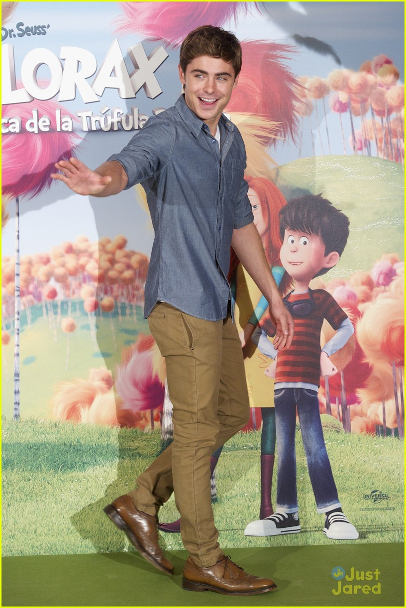 zac efron lorax madrid 20