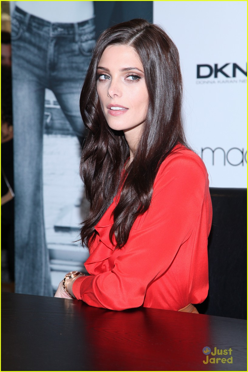 ashley greene dkny macys 12