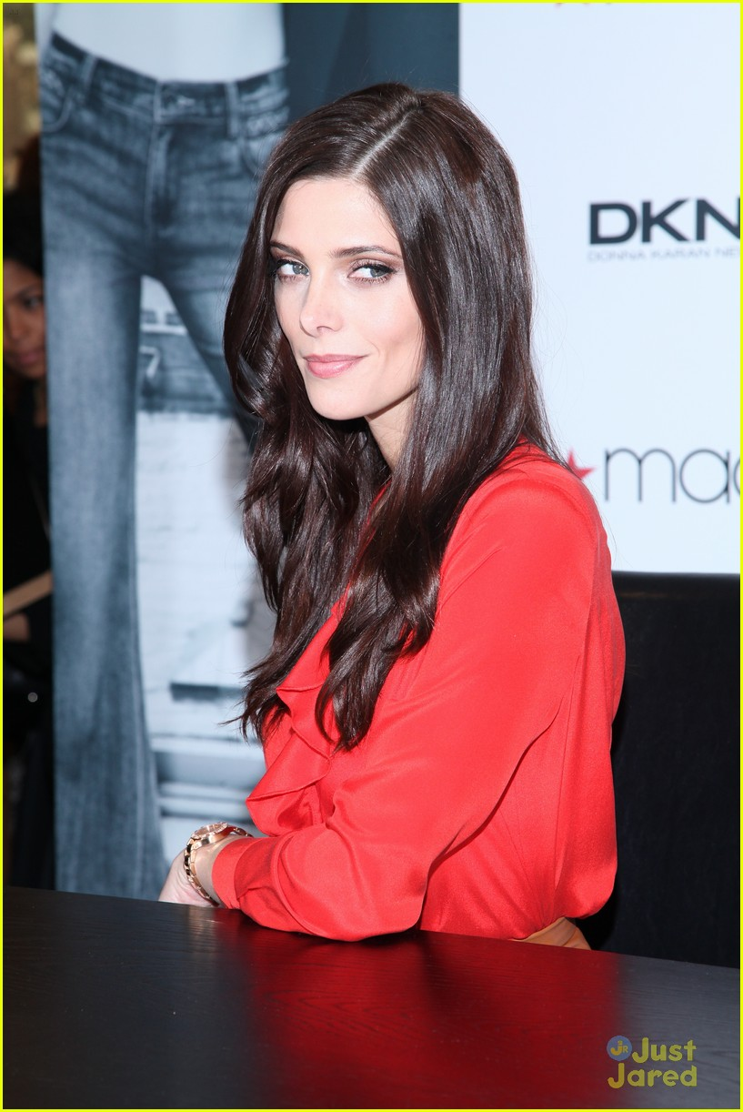ashley greene dkny macys 16
