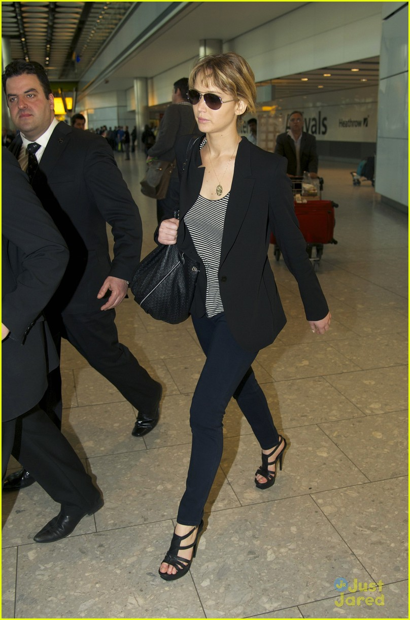 jennifer lawrence heathrow arrival 07