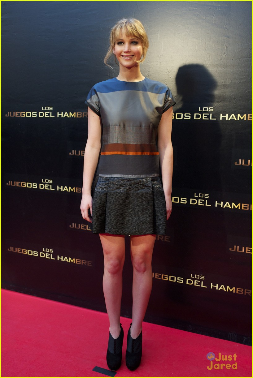jennifer lawrence thg madrid 22