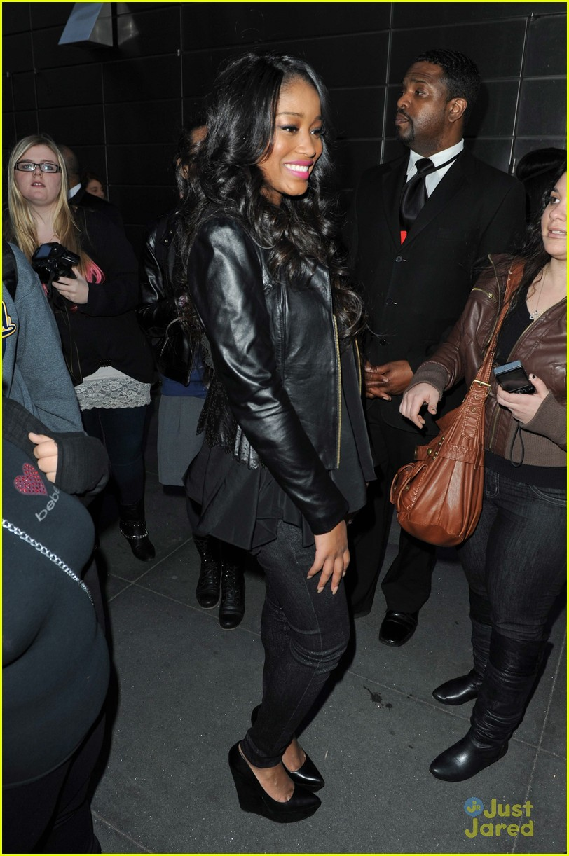 keke palmer leather nyc 03