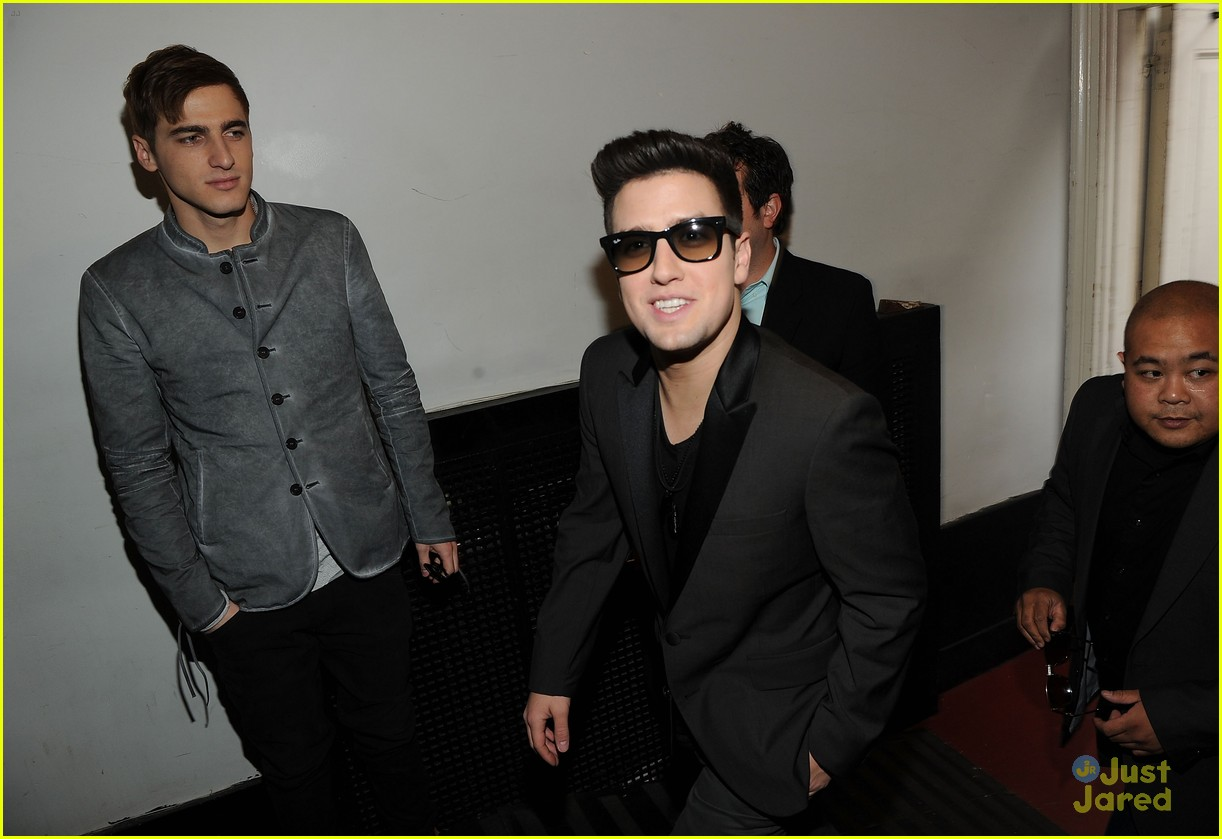 logan henderson demi lovato btr movie 12