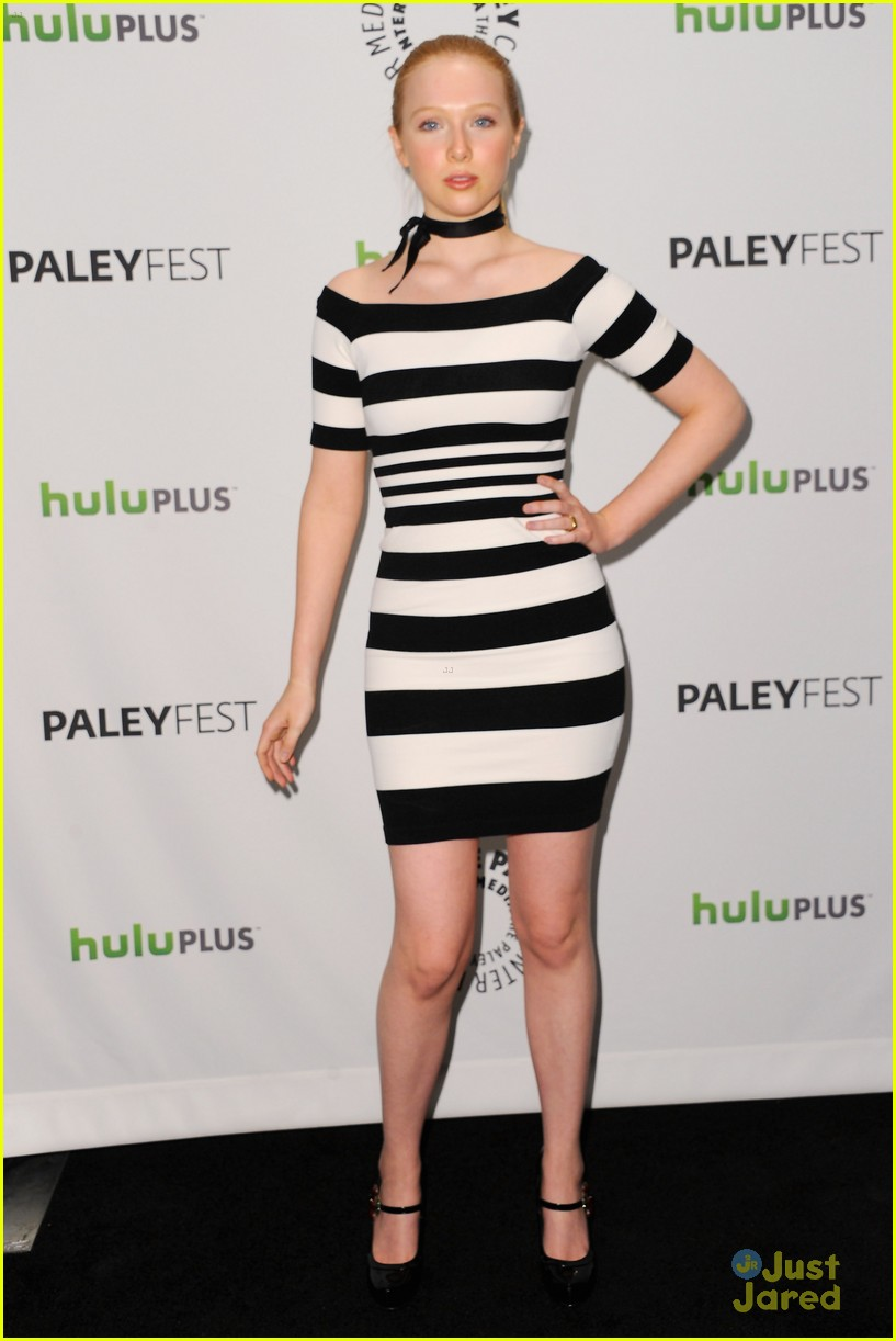 molly quinn paleyfest castle 06