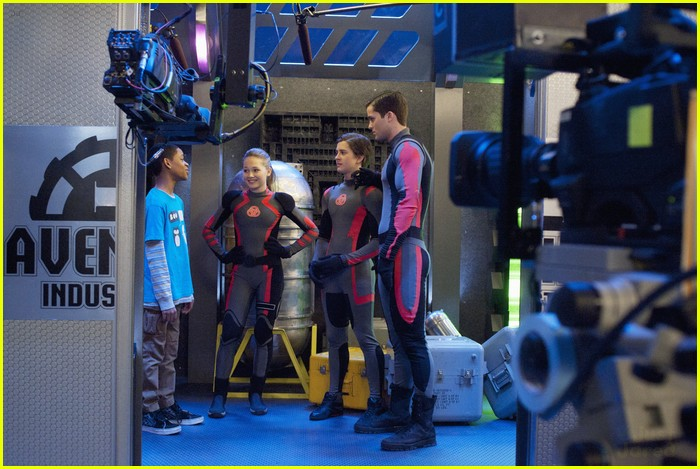 lab rats on train 11