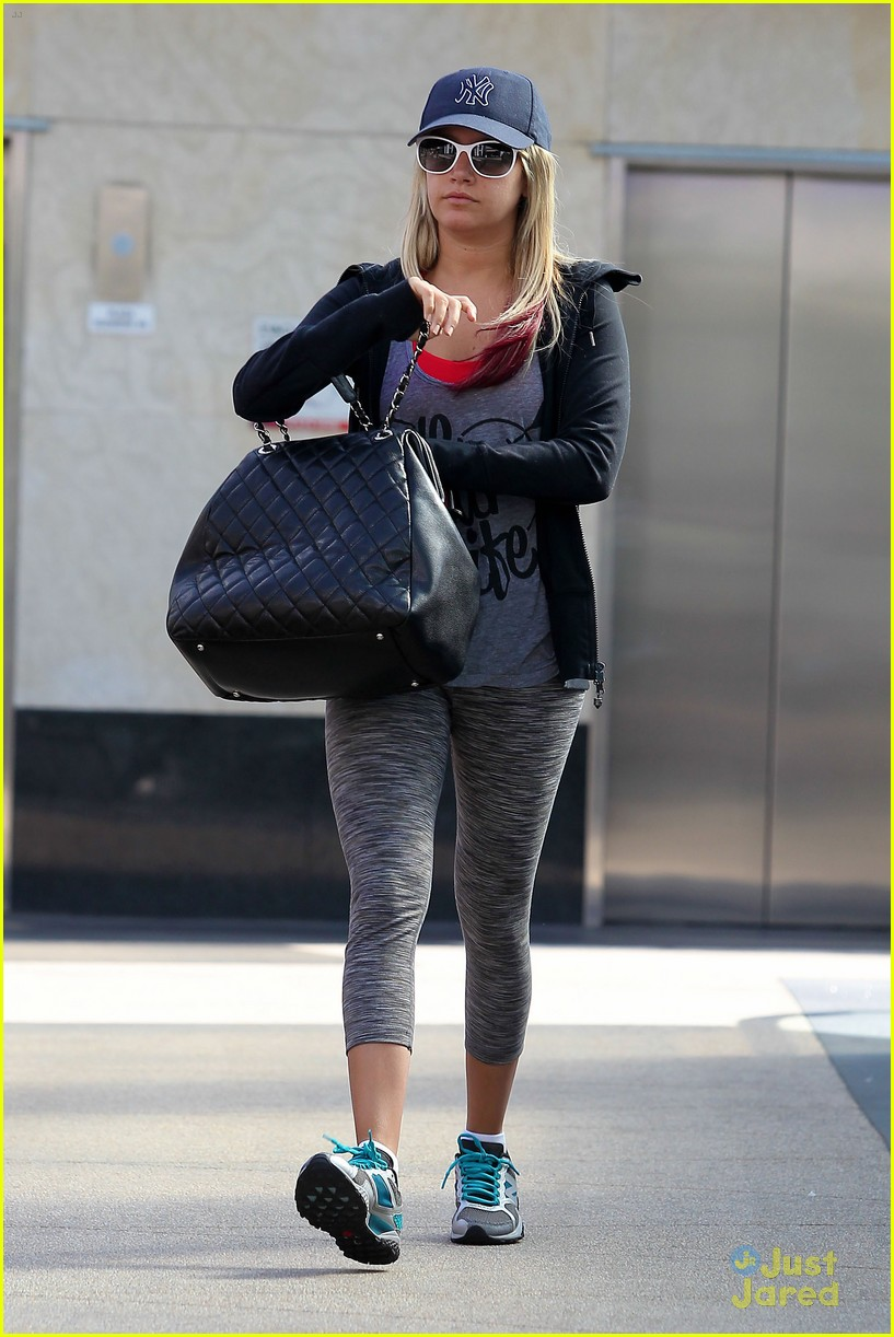 ashley tisdale cbs pilot prod 08